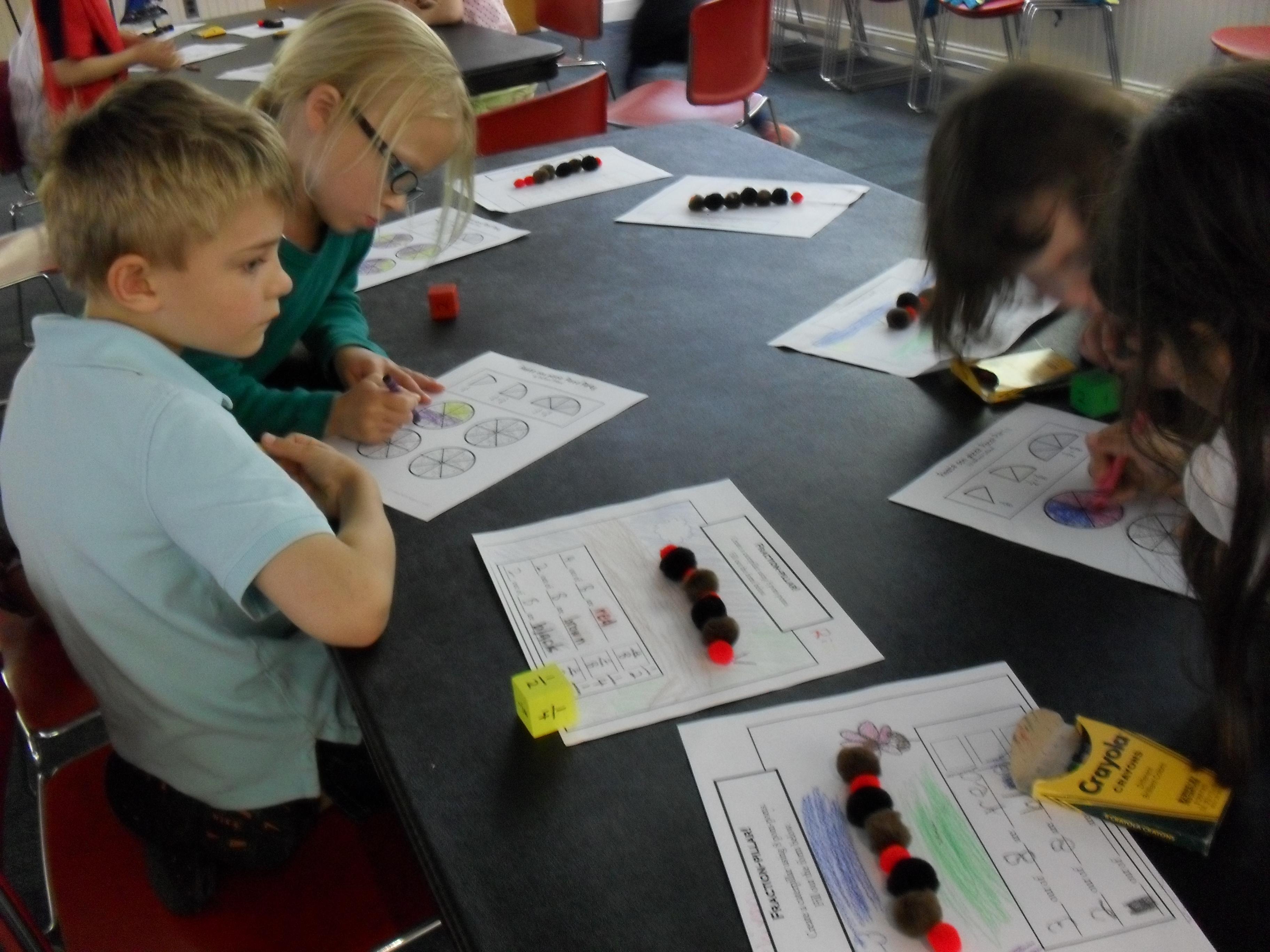Math Playground Fractions