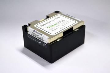 RS9A : Application of specially developed radon sensor