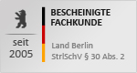 Landesamt für Arbeitsschutz, Gesundheitsschutz und technische Sicherheut Berlin