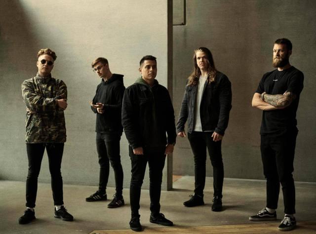 Unseen-Faith band