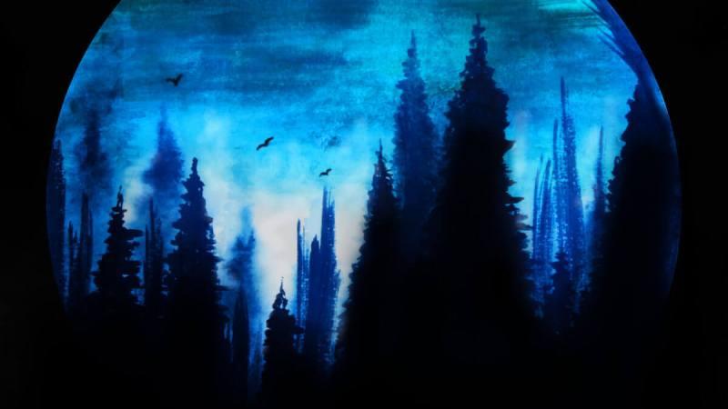 Mareridtskvad – Antropomorf Helvedesridt