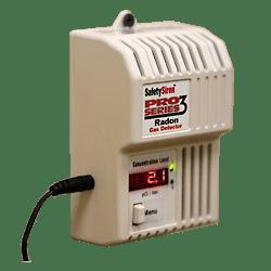 Radon In-Home Monitor