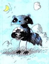 RACCOON IN THE NEWS: Not So Psychic Soccer Speculation