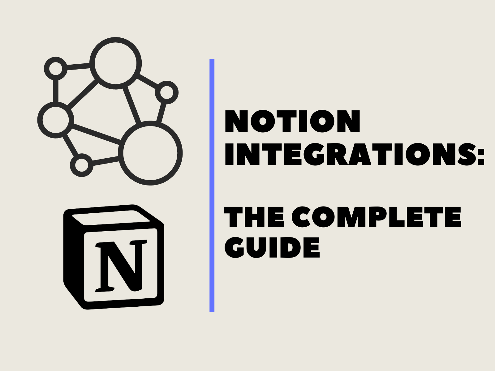 """Notion Integrations: 9 ways to add widgets (and use the """"unoffical"""" API)"""