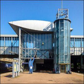 Bahnhof Kassel-Wilhelmshöhe