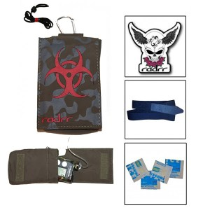Boys Biohazard Value Pack for Insulin Pumps