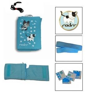 Girls Kawaii Pets Value Pack for Insulin Pumps