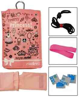 Insulin-Pump-Universal-Case-Pink-Princess-Valuepack-B078Q3474T
