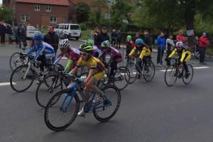Fuhr ein super Rennen in Langenhagen und Borsum: Linus Gaulke (U13)