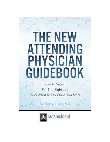 Subscribe To Our Newsletter And Get A Free Copy Of The New Attending Physician Guidebook!