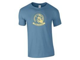 "Bergfestival T-Shirt 2015 ""Indigo"" Man"