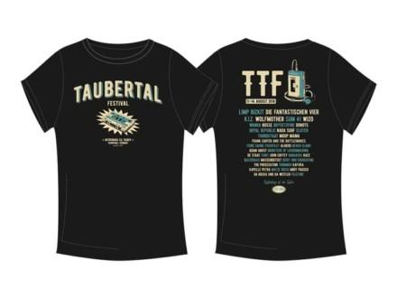 """Taubertal Festival T-Shirt """"Kassette"""" Unisex"""