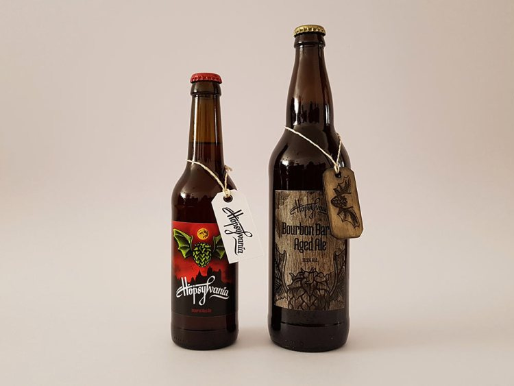 Different beer styles require different packaging