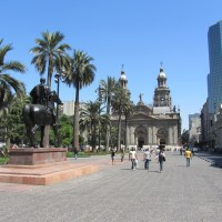 PAT: Hola from Santiago de Chile!