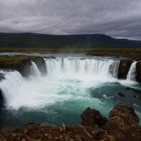 IS: Iceland. The land of fire and ice