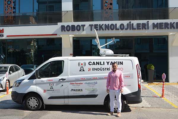Günmak Proje Müdürü Mehmet Fatih Çakmak