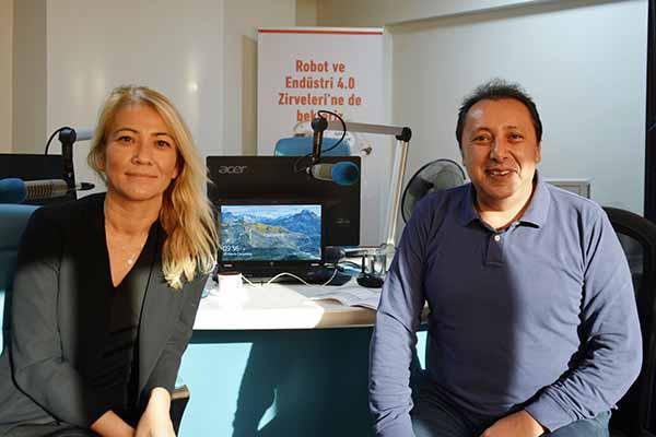 Event Gates Türkiye Direktörü Funda Ergin Özsü: İş Güvenliğinde Yapay Zeka Kullanımı
