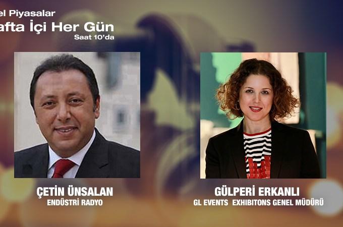 GL Events Exhibitons Genel Müdürü Gülperi Erkanlı: Pandemi Sonrası Fuarcılık Sektörü