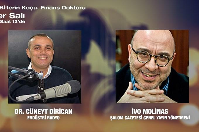 Şalom Gazetesi Genel Yayın Yönetmeni İvo Molinas: Türkiye'nin En Eski 2. Gazetesi Şalom Ile Tarihte Yolculuk