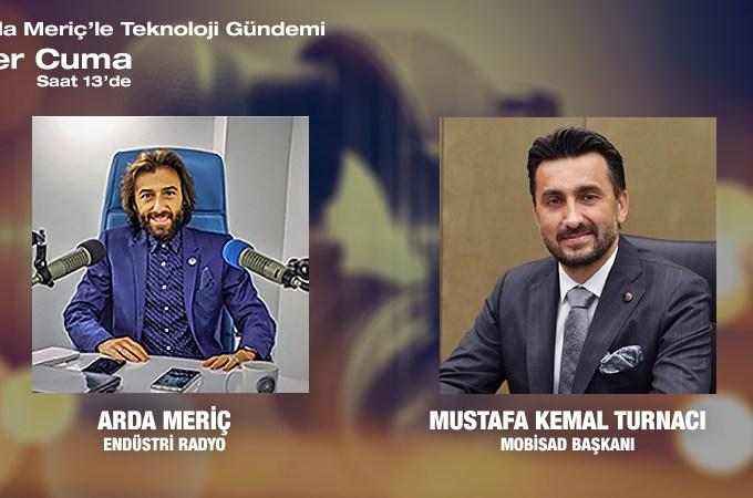 MOBİSAD Başkanı Mustafa Kemal Turnacı: Türkiye'de Telekom Sektörünün Durumu