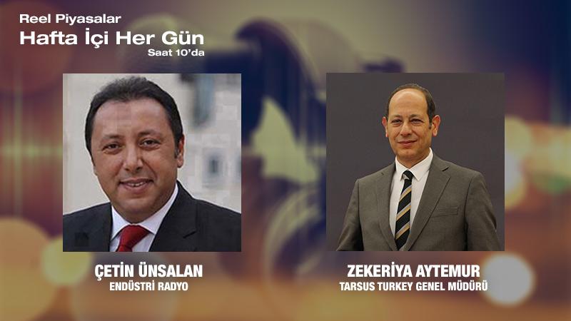Tarsus Turkey Genel Müdürü Zekeriya Aytemur: Hibrit Fuar Sistemine Mercek