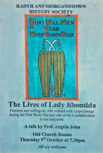 The lives of Lady Rhondda