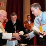Acto de ingreso del Dr. Josep Ignasi Saranyana i Closa