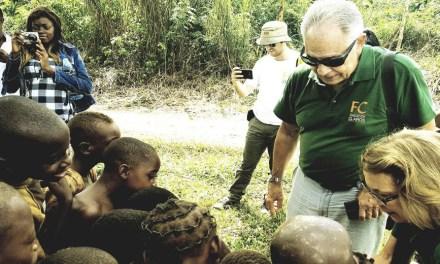 Misión Camerún