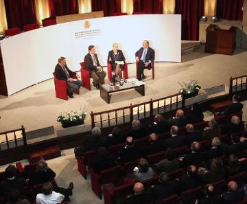 Videos de los debates de la RAED