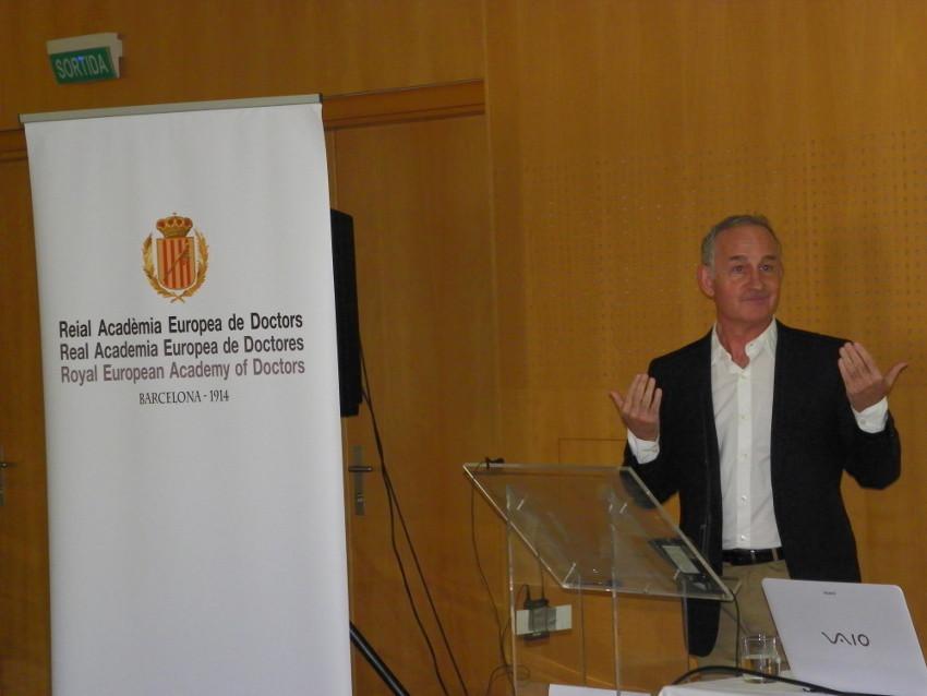 Conferencia de Juan Francisco Corona en Vichy Catalán