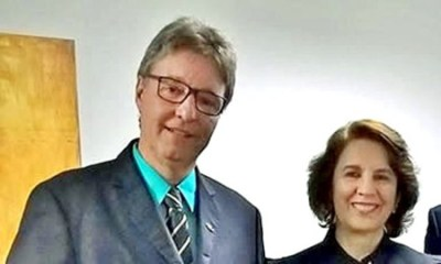 Sr. Luiz Castro - Dra. Rosalía Arteaga