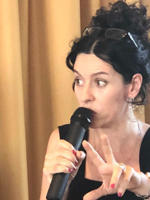 """Arantza Martínez - debate """"Mujeres que cambian el mundo"""""""