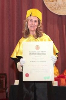 Acto de ingreso de la Dra. Marta Pulido Mestre