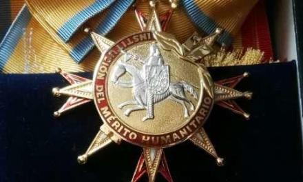 Gran Cruz al Mérito Humanitario