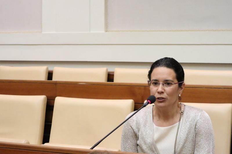 Dra. Cecilia Kindelán - Pontificia Academia de las Ciencias