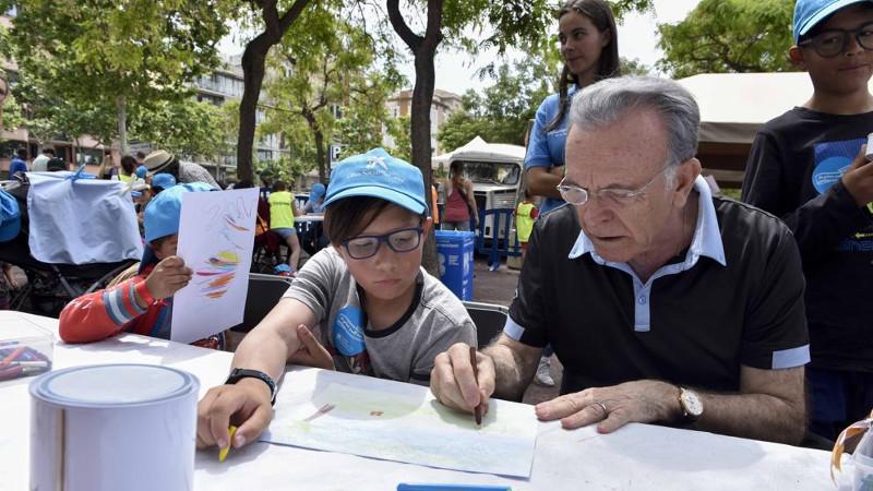 Isidro Fainé recibe el primer premio Forbes a la Filantropía