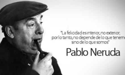 El primer Pablo Neruda