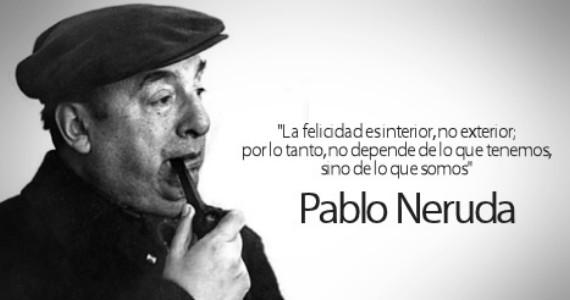 The first Pablo Neruda