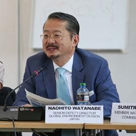 Sr. Naohito Watanabe