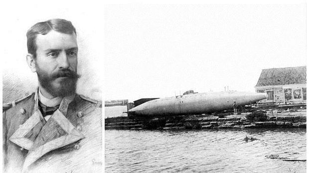 ¿Quién hundió el submarino de Peral?