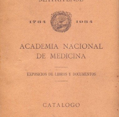 La Academia Médica Matritense