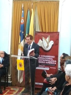 24thInternational Congress of Anthropology of Ibero-America - Ángel Aguirre Baztán