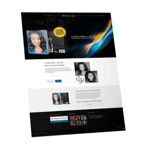 Charlandra Jacobs - Ministry Website
