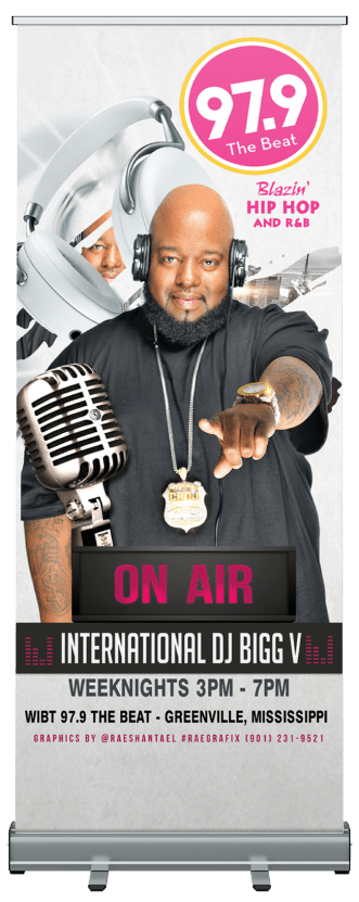 DJ Bigg V - Greenville, MS