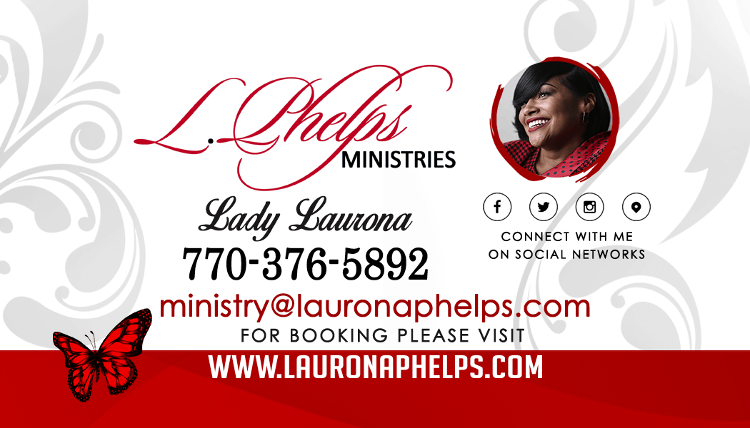 Laurona Phelps Business Card