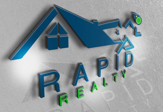 RapidRealty-RaeGrafixLogo