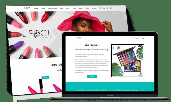 L'Face Beauty Bar & Cosmetics