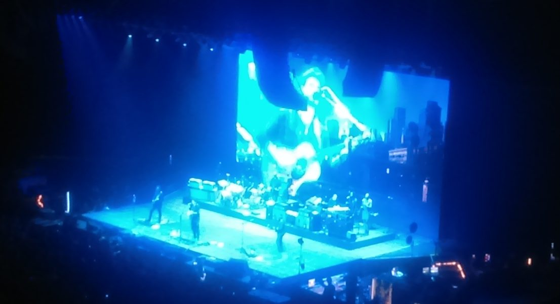 John Mayer i Boxen – en hel oplevelse