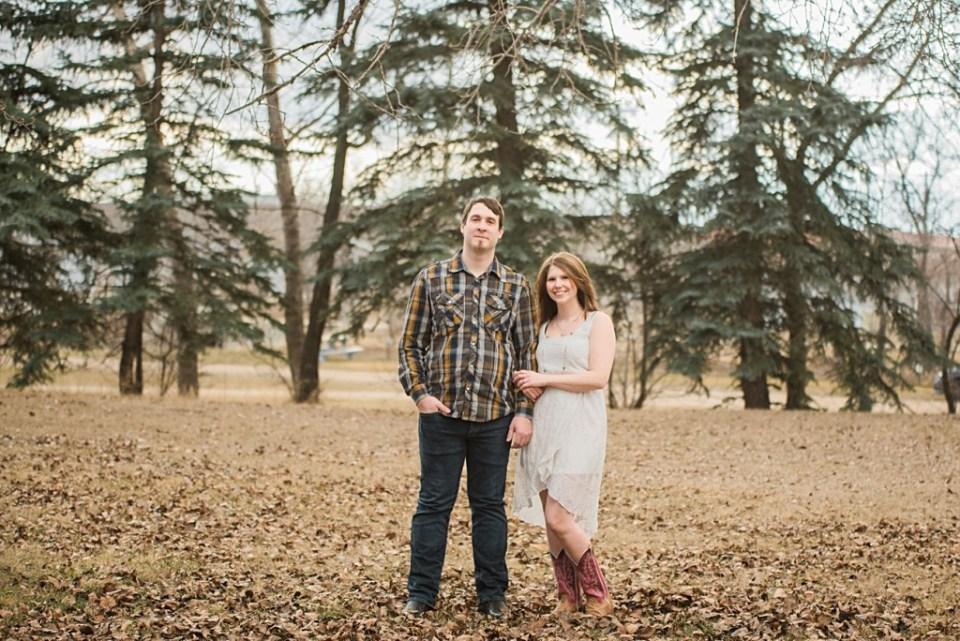 Stettler Engagement - Elizabeth + Kyler