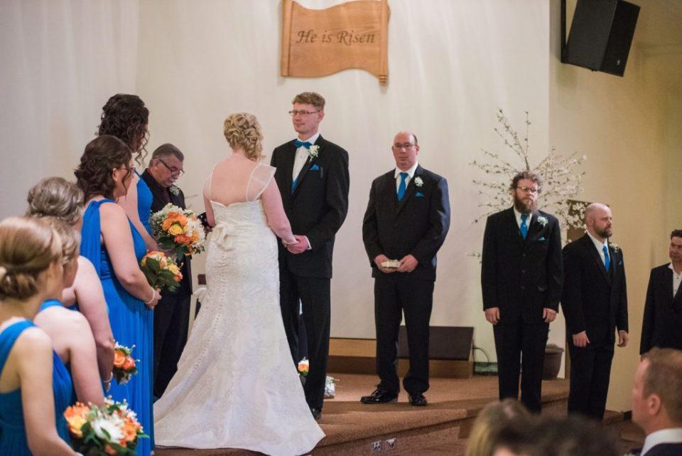 Erskine Wedding